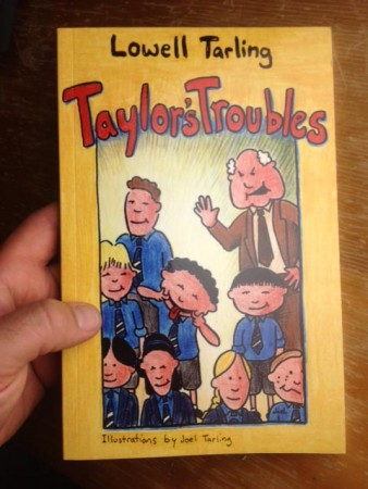 Taylor's Troubles cover