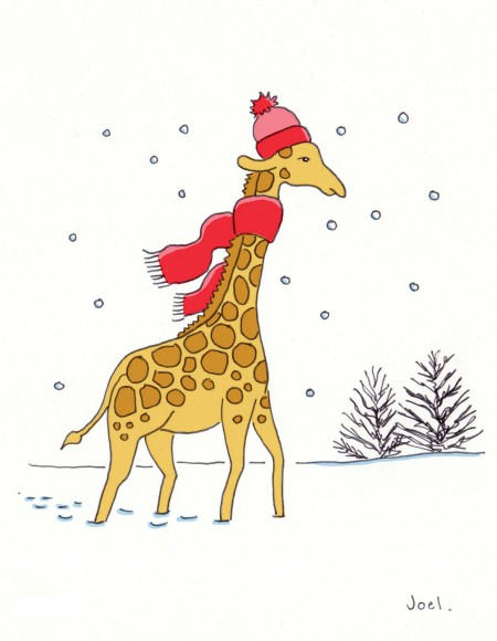 Giraffe_In_a_Scarf_JoelTarling