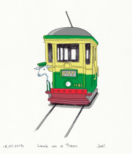 Lamb-on-a-tram_JoelTarling