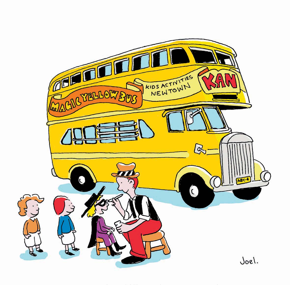 Magic_Yellow_Bus_Joel_Tarling