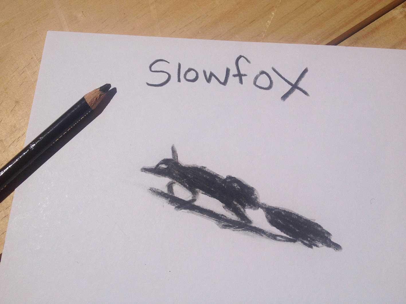 Slowfox_Mudgee_originalart1JoelTarling