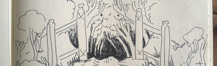 Art: Always carry a sketchbook
