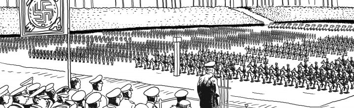 Historical illustration: Nuremberg Rally