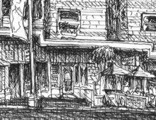 Piccolo Bar Cafe, Roslyn Street, Potts Point