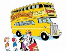 Magic Yellow Bus