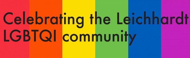 Graphic Design: LGBTQI Leichhardt community