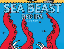 Sea Beast Red IPA