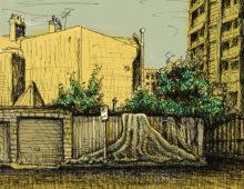 'Lust for Life' MacDonald Lane, Potts Point